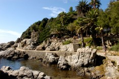 Cala Banys in Lloret de Mar