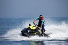 Water sports in Lloret de Mar