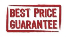 Best price, guaranteed!