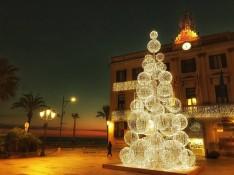 Weihnachten in Lloret de Mar